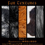 Fur Textures Pack 2
