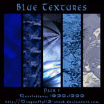 Blue Textures Pack 1