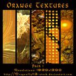Orange Textures Pack 1