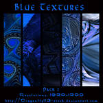 Blue Textures Pack 2