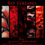 Red Textures Pack 2