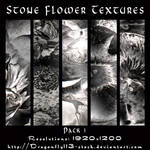 Stone Flower Textures Pack 1
