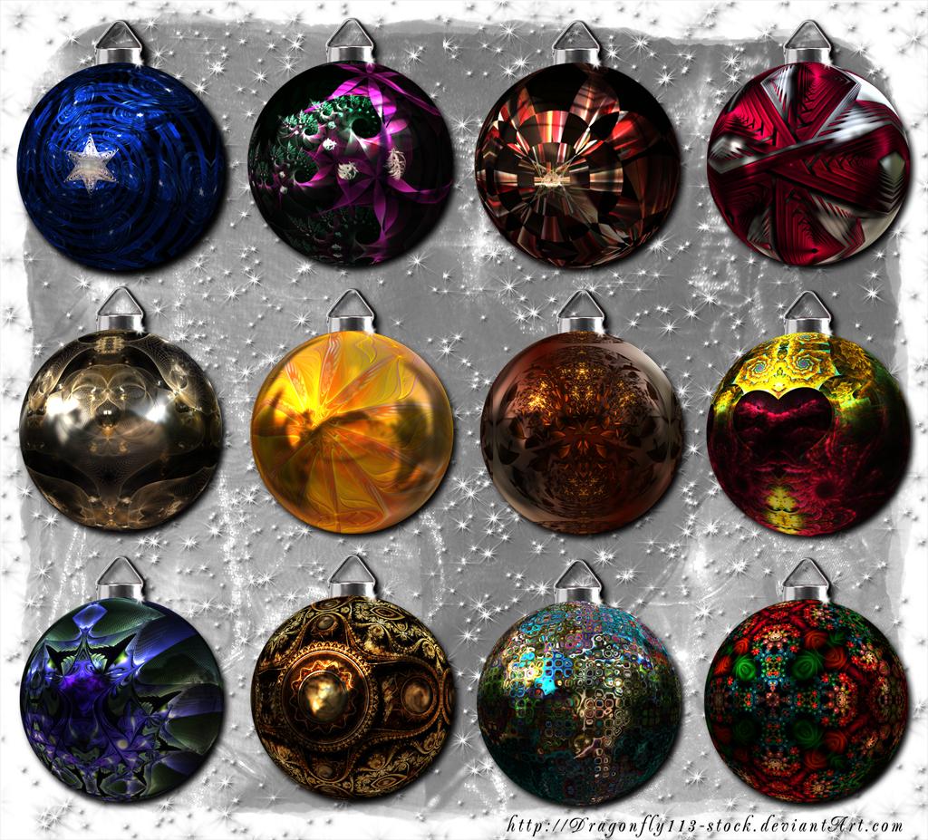 Christmas Balls Collection 2