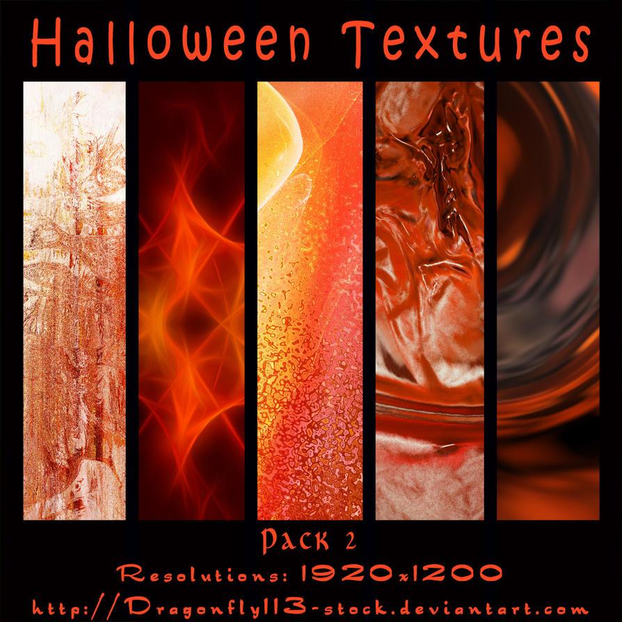 Halloween Textures Pack 2 by BFstock