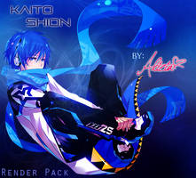 Kaito Shion Render Pack