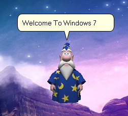 msagent windows 7