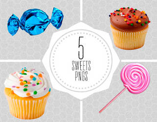 5 Sweets by CashmereLovesLinen