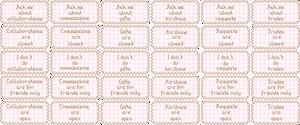 Art Status Pink Set 01