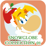 Glade of Dreams Snowglobe Collection: Bell Ringer by raygirl