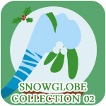 Glade of Dreams Snowglobe Collection: Mistletoe by raygirl