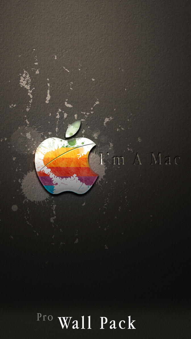 I'm A Mac- Pro Wall-Pack by Fi2-Shift