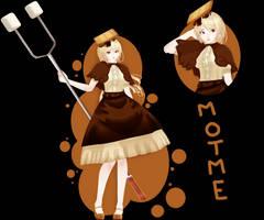 [ MMD - MOTME ] Smore by Wysida