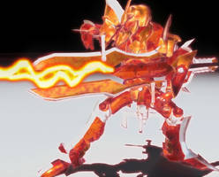 Talos Sword 'Gun' Mode 3D by GleamingScythe