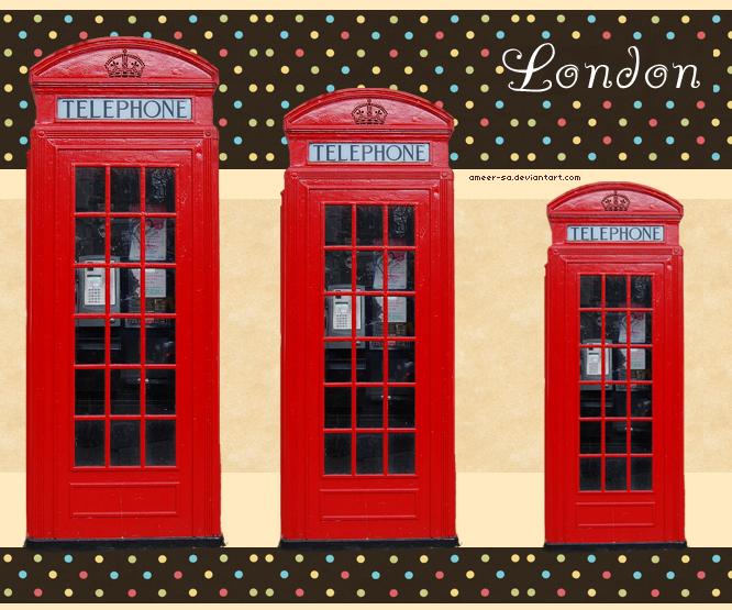London png's by AmEeR-Sa