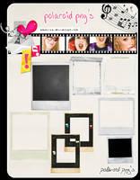 polaroid png's by AmEeR-Sa
