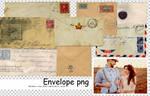 to 8 Envelope png