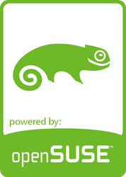 Opensuse Badge