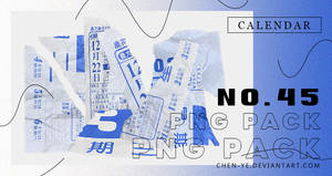 png pack45 Calendar by Chen-Ye