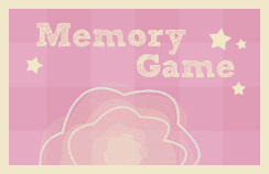 Memory Game by Charlotte17