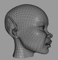 Pixie Head