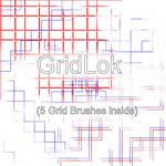 Gridlok Brushes - PSP8