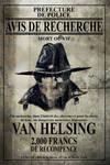 Avis de recherche Van Helsing V2