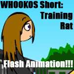 WHOOKOS Short: Rat's Training by ScootWHOOKOS