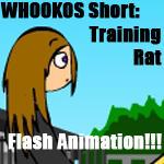 WHOOKOS Short: Rat's Training