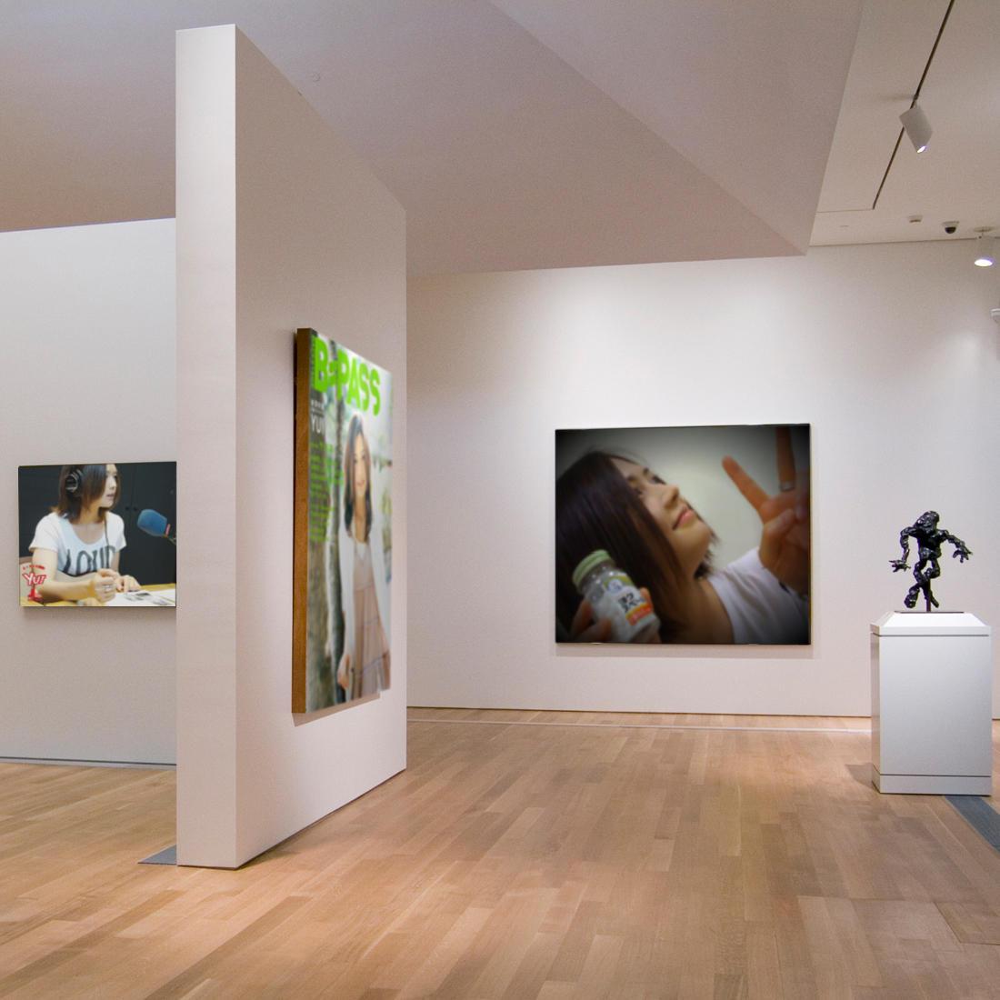 YUI's Art gallery by aeounity