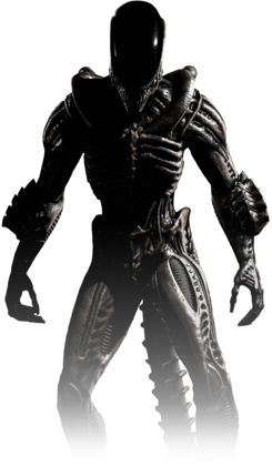 Xenomorph!M!Reader X ???(Preview) by Endervslender on DeviantArt