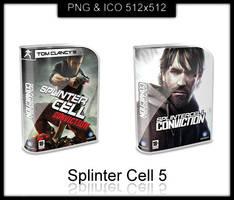 Vista Box - Splinter Cell 5