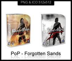 Vista Box - PoP ForgottenSands