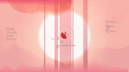 Gris Rainmeter by Pratoil