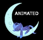 Sleepy Luna