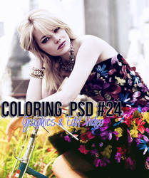 Coloring #24 - PHOTOSHOP.