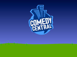 Comedy Central Flying Dinosaur by Artiphax