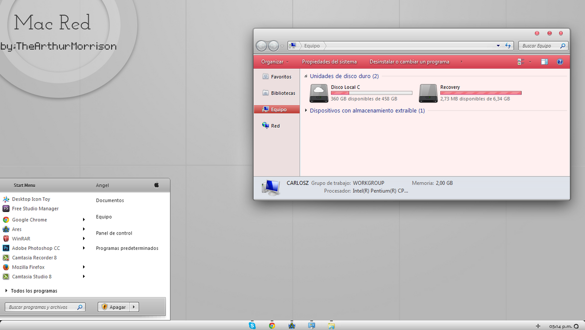 Media Final for Windows 7