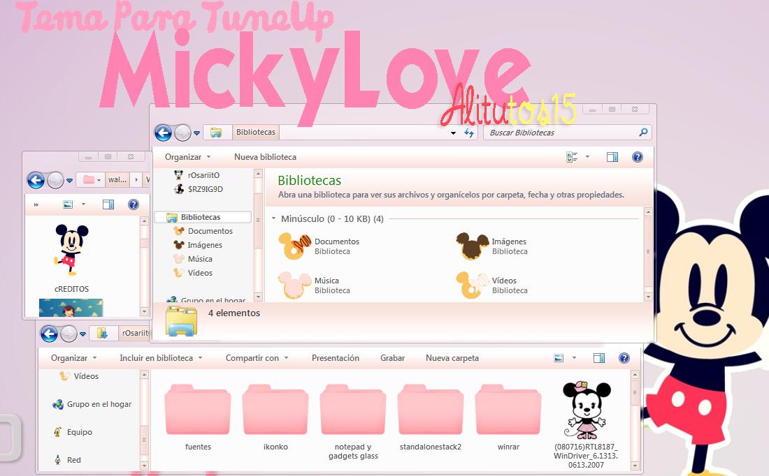 MickyLove iConPack Installer by alitutos15