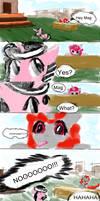 Mag doesn't like rasberries1