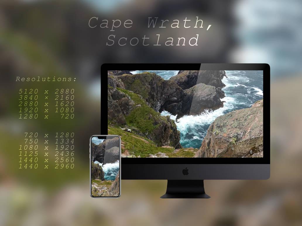 Cape Wrath by Gemneroth