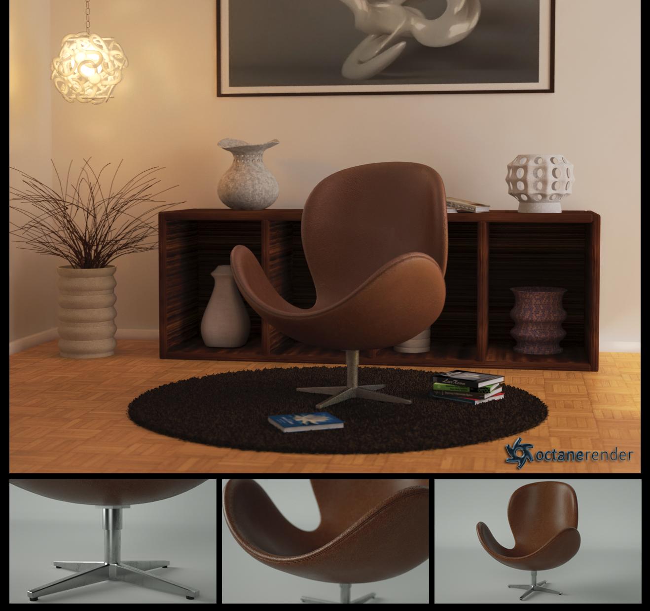 Classic Egg Chair