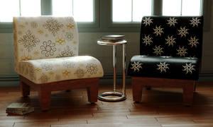 Free Slipper Chair