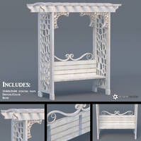 Free Arbor Bench Download by LuxXeon