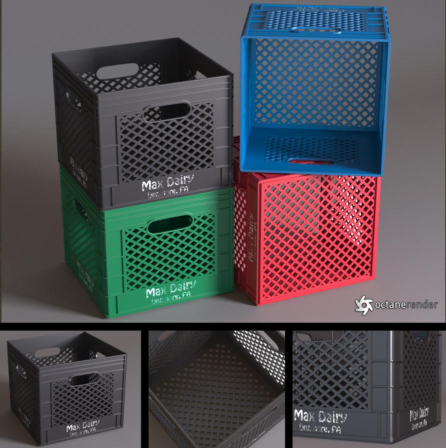 Plastic File Crates Home Depot