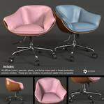 Swivel Chair (Free Model)