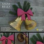 Free 3D Model: Xmas Bells