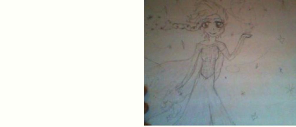 Elsa Frozen Fanart by SketchtheArtist88