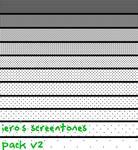 screentones v. 2