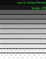 screentones v. 4 by shimmen-iero