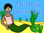 Merboy Dress Up Game